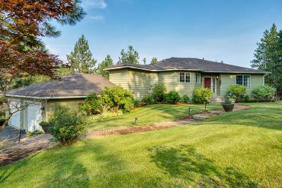 Post Falls Single Family Home For Sale: 5563 S Carpenter Loop