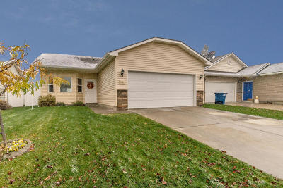 Post Falls Single Family Home For Sale: 1551 N Brookhaven Ln