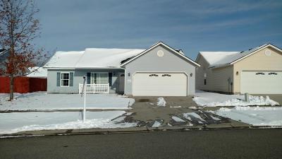 Rathdrum Single Family Home For Sale: 6267 W Lofty Ridge St