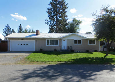 Post Falls Single Family Home For Sale: 306 E 23rd Ave
