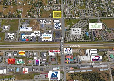 Post Falls Residential Lots & Land For Sale: 1977 E Mullan Ave