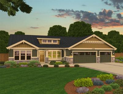 Rathdrum Single Family Home For Sale: Lot 4 W Sparrow Hawk Drive