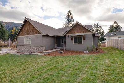 Hayden Single Family Home For Sale: 8621 N Stable Trace Ct