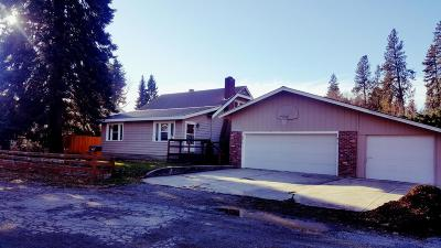 Priest Lake, Priest River Single Family Home For Sale: 62 N McKinley St