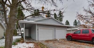Post Falls Multi Family Home For Sale: 108 W 19th Ave