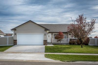 Coeur D'alene Single Family Home For Sale: 4384 W Lennox Loop