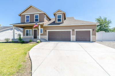Rathdrum Single Family Home For Sale: 13446 N Halley St