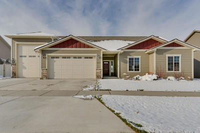 Post Falls Single Family Home For Sale: 3069 N Cormac Loop