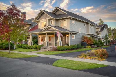 Coeur D'alene Single Family Home For Sale: 4193 W Woodhaven Loop