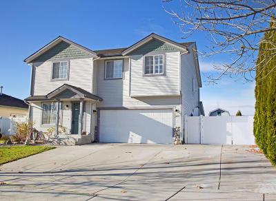 Post Falls Single Family Home For Sale: 3678 E White Sands Ln