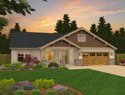 Rathdrum Single Family Home For Sale: Lot 6 W Sparrowhawk D