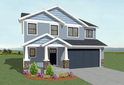 Coeur D'alene Single Family Home For Sale: 3282 W Peartree Rd