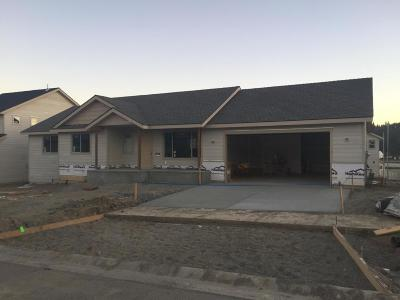 Coeur D'alene Single Family Home For Sale: 3306 W Peartree Rd