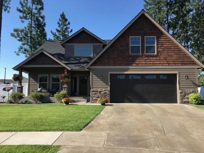 Coeur D'alene Single Family Home For Sale: 1552 W Kirking Way