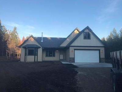 Rathdrum Single Family Home For Sale: NNA8 N Wandering Pines Rd