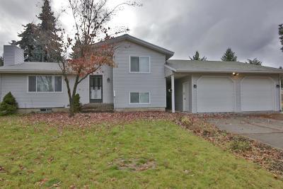 Coeur D'alene Single Family Home For Sale: 1422 E Randle Ave