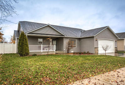 Post Falls Single Family Home For Sale: 2124 Wagon Trail Loop