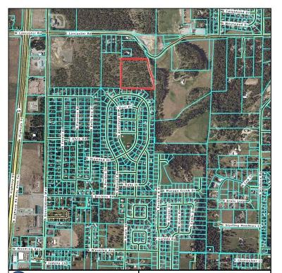 Hayden Residential Lots & Land For Sale: NKA Lancaster Road