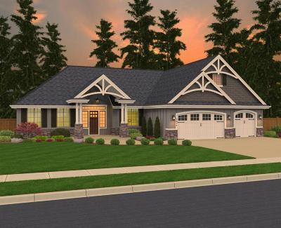 Rathdrum Single Family Home For Sale: Lot 9 Sparrowhawk Dr
