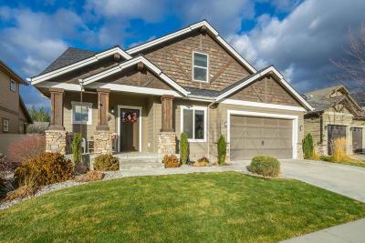 Coeur D'alene Single Family Home For Sale: 2619 W Renoir Dr