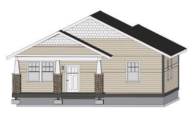 Post Falls Single Family Home For Sale: 8606 N Spokane St