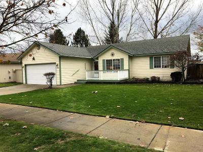Coeur D'alene Single Family Home For Sale: 1942 W Hampson Ave