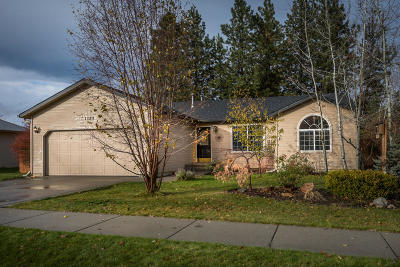Hayden Single Family Home For Sale: 1133 Tanager Ave