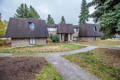 Coeur D'alene Multi Family Home For Sale: 4208 N Crown Ave