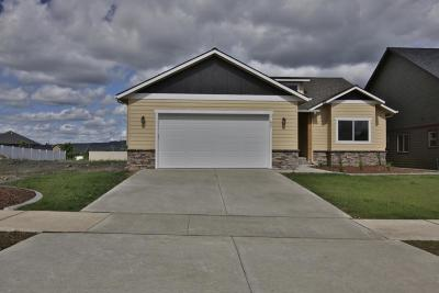 Rathdrum Single Family Home For Sale: 13421 N Shimmering Ct