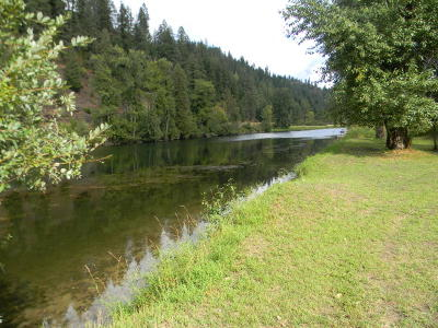 Benewah County Residential Lots & Land For Sale: NKA Lot 24 Riverside Tracts