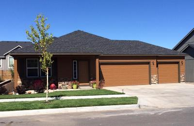 Post Falls Single Family Home For Sale: 1092 W Staples