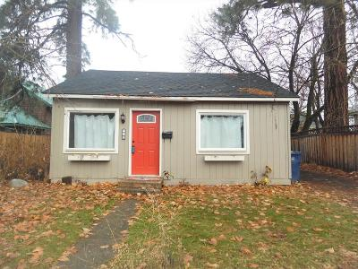 Sandpoint Single Family Home For Sale: 920 Pine St