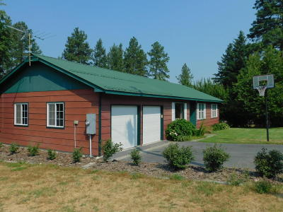 Bonners Ferry Single Family Home For Sale: 7054 Helena St