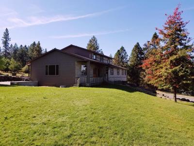 Coeur D'alene Single Family Home For Sale: 2888 E Murphy Rd