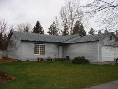 Post Falls Single Family Home For Sale: 2101 N Cabinet St