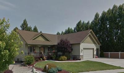Rathdrum Single Family Home For Sale: 15247 N Nixon Loop