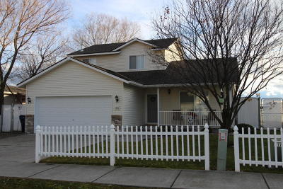 Coeur D'alene Single Family Home For Sale: 1376 W Coral Drive