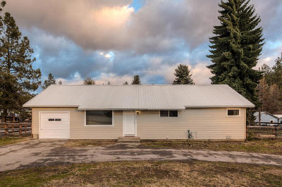 Coeur D'alene Single Family Home For Sale: 2820 N 15th St