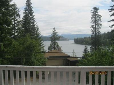 Hayden Single Family Home For Sale: 3260 E Upper Hayden Lake Road
