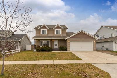 Coeur D'alene Single Family Home For Sale: 3413 W. Linneatus Drive