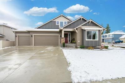 Coeur D'alene Single Family Home For Sale: 3120 W Rimbaud Ave