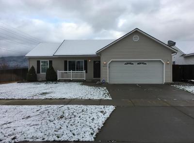 Rathdrum Single Family Home For Sale: 6375 W Quail Ridge St