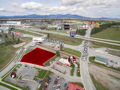 Post Falls Residential Lots & Land For Sale: NNA Herborn
