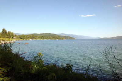 Sandpoint Residential Lots & Land For Sale: NNA Ponder Point Dr Lot 1