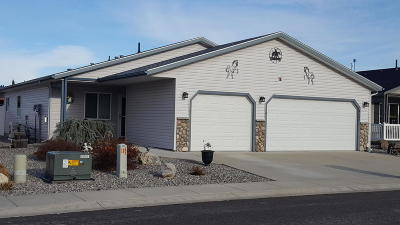 Rathdrum Single Family Home For Sale: 8705 W Yosemite St