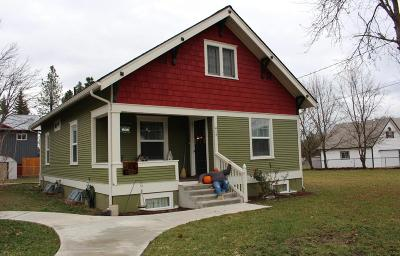 Hayden Single Family Home For Sale: 417 E Orchard Ave