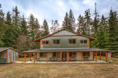 Clark Fork Single Family Home For Sale: 227 E Mountain View Rd