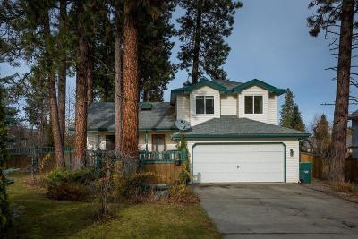 Post Falls Single Family Home For Sale: 3619 E 1st Ave