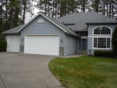 Post Falls Single Family Home For Sale: 665 N Chisholm Ct