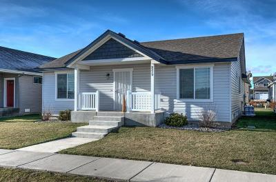Post Falls Single Family Home For Sale: 8219 N Crown Pointe St